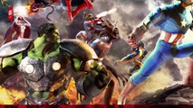 Marvel Heroes 2016 Announced, Secret Invasion Story Coming IGN News