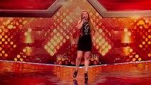 Watch Charli Beard sing Jennifer Hudson hit | The 6 Chair Challenge | The X Factor UK 2015