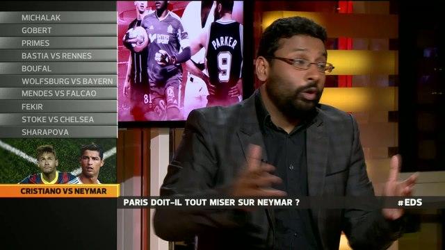 E21 - L'Equipe du Soir : Cristiano Ronaldo ou Neymar au Paris-SG ?