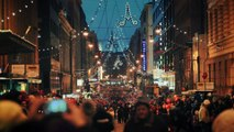 Welcome to Christmas City Helsinki! - Helsinki, Finland