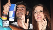 Arjun Rampal SPOTTED With 'Girlfriend' Sussanne On Her Birthday!
