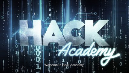 Hack Academy: JENNY and the password hacking