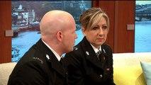 Police Bravery Award winner: 'I was just doing my job'