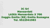 LAIKA Mansardato X 700
