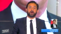 Cyril Hanouna appelle Manuel Valls en direct - ZAPPING PEOPLE DU 28/10/2015