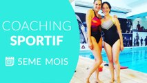 6 MOIS POUR MINCIR – Coaching sportif 5eme mois