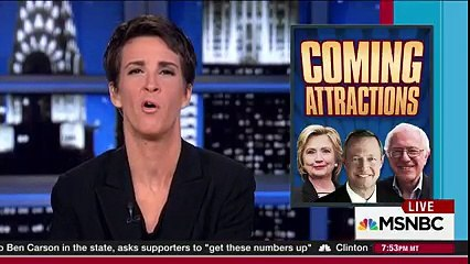 Rachel Maddow Martin O'Malley to join Maddow Wednesday