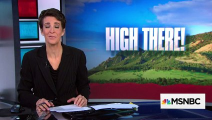 THE RACHEL MADDOW SHOW 10/27/15 Carson passes Trump, frustrating also-rans