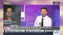 """Les Robots: """"Tous les indicateurs techniques sont au vert pour Numericable SFR"""", Yann Finck – 28/10"""