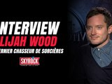 Interview Elijah Wood - Le dernier chasseur de sorcières [ Film Skyrock ]