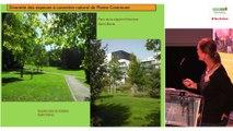 Valérie BRIDOUX - La trame verte et bleue à Plaine Commune