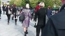 Jungle fashion week : styles of Paris - Anne Depetrini à la Fashion Week Paris (partie2)