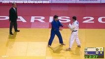 FINALE -81 KG - SOBIROV (UZB) VS. RYABOV (RUS) - PARIS GRAND SLAM 2015