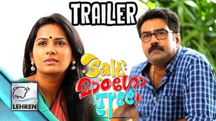 Salt Mango Tree Movie Trailer | Biju Menon | Review