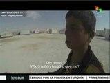 Acnur presenta video que refleja situación de niños refugiados