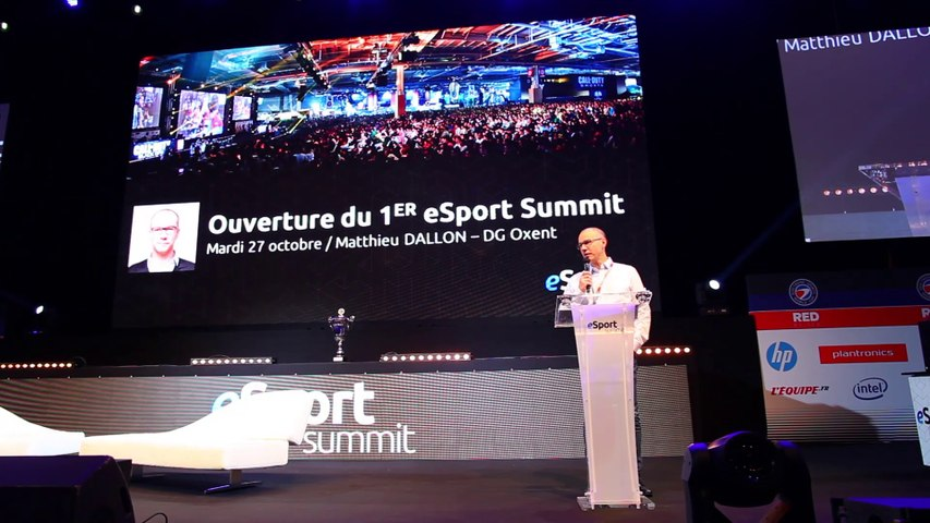 eSport Summit 2015