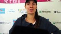 """WTA - ITF - IFV86 - Tennis - Océane Dodin : """"L'Australian Open ? J'y pense"""""""