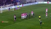 Nicola Sansone Fantastic Free Kick Goal - Sassuolo vs Juventus 1-0 Serie A 2015