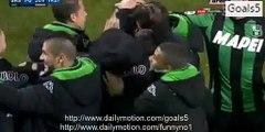 Nicola Sansone Amazing Goal Sassuolo 1 - 0 Juventus Serie A 28-10-2015