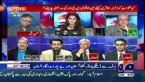 Imtiaz Alam vs Mazhar Abbas