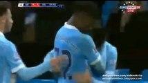 5-1 Manu García GOAL - Manchester City v. Crystal Palace - Capital One Cup 28.10.2015 HD