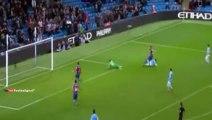 Manu Garcia Goal - Manchester City vs Crystal Palace 5-1 Capital One Cup 2015