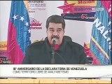Maduro rechazó las declaraciones del jefe del Comando Sur de Estados Unidos, John Kelly,