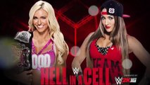 WWE Hell in a Cell 2015 Results All Match - Hell in the Cell 2015 Winners