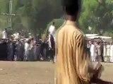 شاندار نیزہ بازی tent pegging neza bazi
