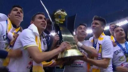 Orvañanos y Marín. América, campeón de la Concachampions