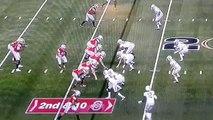 Ezekiel Elliot 33 yard run vs Oregon HD