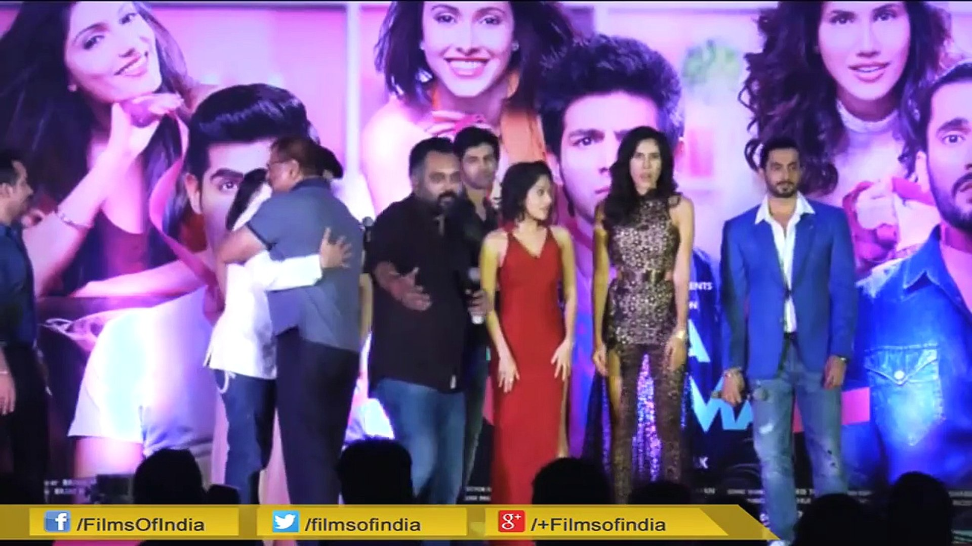 Grand Success Party Of 'Pyaar Ka Punchnama 2'