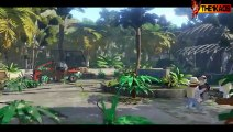 LEGO Jurassic Park 3 - Dinosaurs in video games