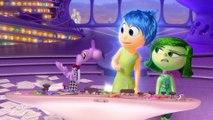 Les personnages du dessin animé Pixar Inside Out réagissent au trailer de Star Wars The force awakens