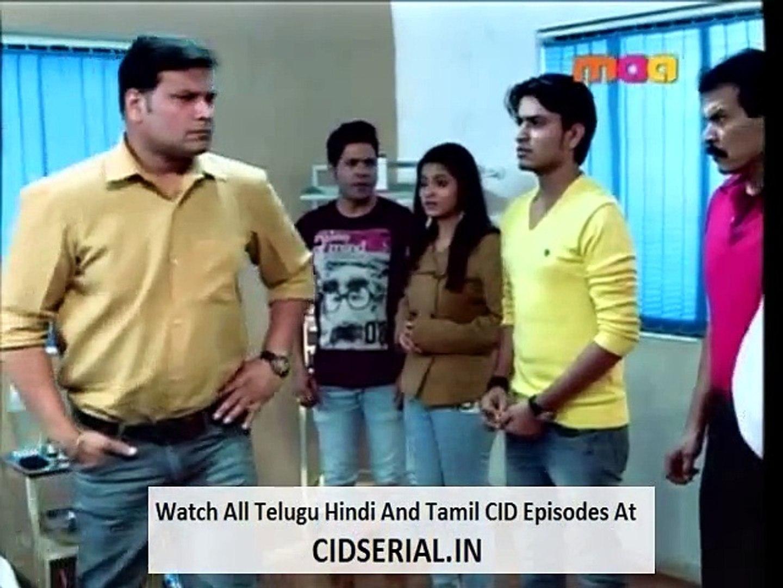 CID (Telugu) Episode 998 (28th - October - 2015) - 1