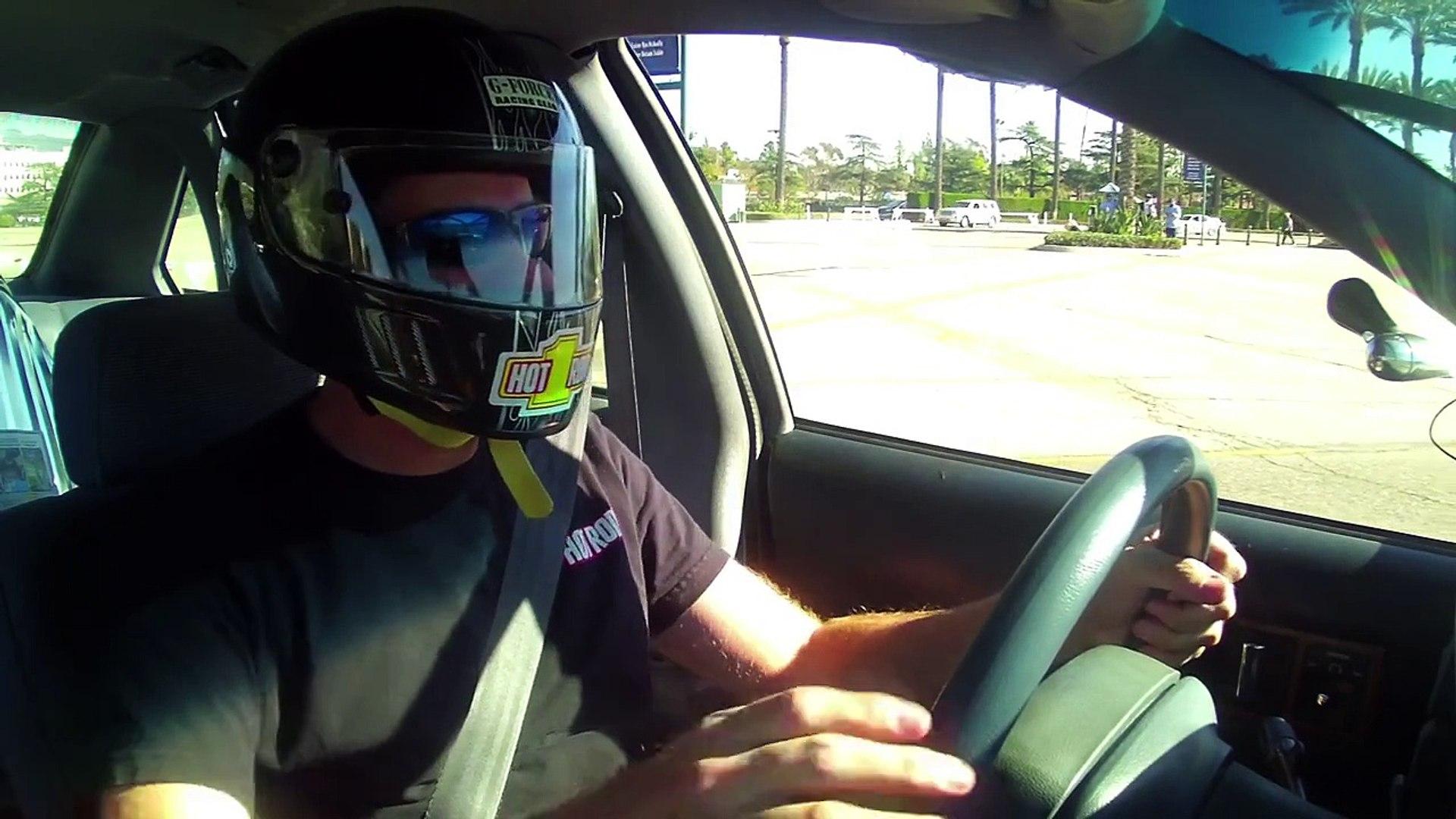 Chevy vs  Ford Cop Car Thrash Battle! Roadkill Episode 12