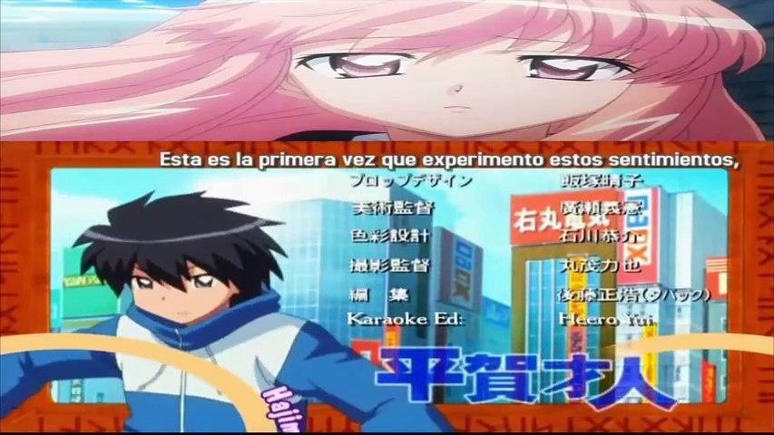 Zero No Tsukaima Futatsuki No Kishi capitulo 1 (Sub español)