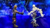 Star Wars NEW Hero Mashers Anakin Skywalker Fights General Grievous Becomes Darth Vader