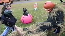 Trick or Treat Mishaps - Hilarious Halloween compilation