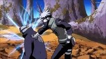 Naruto Shippuden AMV - Kakashi vs Hidan and Kakuzu