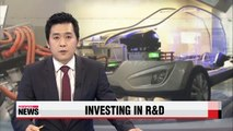 Korea's R&D spending to GDP ranks first for third straight year
