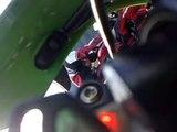 Kawasaki Ninja ZX 6R Vs Honda CBR 600F Sport Sprint 50-150