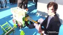 Oz, le robot autonome d'assistance pour les maraichers