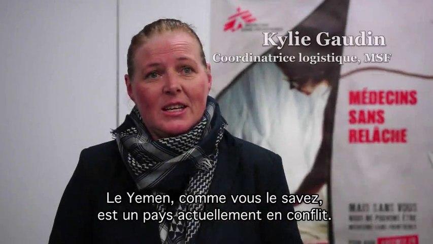 Yémen : frappes aériennes et pénuries poussent les populations à se déplacer