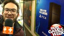 Paris Games Week 2015 : La PS4 a pris d'assaut le métro de Paris !