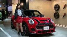 MINI John Cooper Works at the Tokyo Motor Show 2015