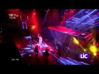 GALA TRAO GIẢI   THE REMIX - HOÀ ÂM ÁNH SÁNG: ISAAC - ONLY C [FULL HD]