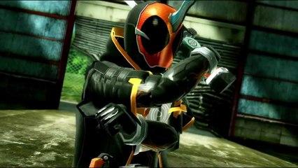 Trailer Recapture Justice  de Kamen Rider : Battride War Genesis
