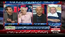 Excellent Chitrol of Siddique Baloch And PMLN By Arif Hameed Bhatti