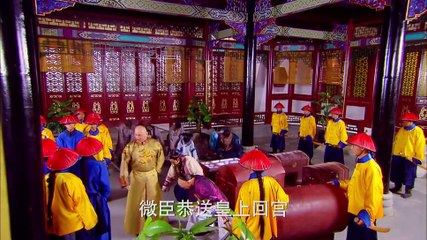 錢塘傳奇 第14集 The Mystery of Emperor Qian Long Ep14